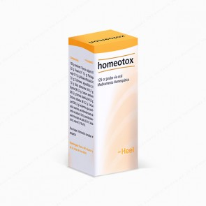 Heel Homeotox® jarabe - 125 ml