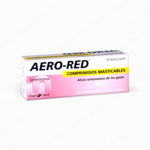 Aero-Red® 40 mg - 30 comprimidos masticables