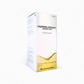 Hodernal 800 mg/ml solución oral - 300 ml