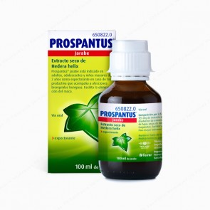 Prospantus® jarabe - 100 ml