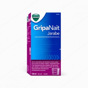 Vicks GripaNait jarabe - 120 ml